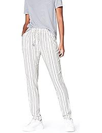 FIND Stripe Jogger, Pantalon Femme