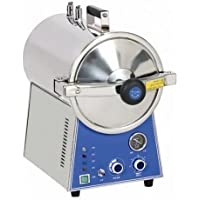 bonew-oral 24L-Antrieb Autoclave Sterilisator Hochdruck Edelstahl tm-t24j