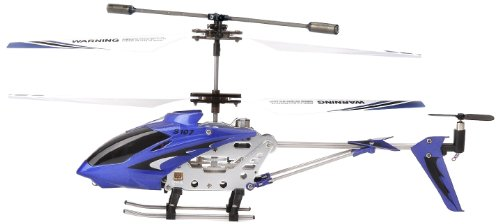 s-idee® Syma S107G RC Helicopter with Gyroscopic Control