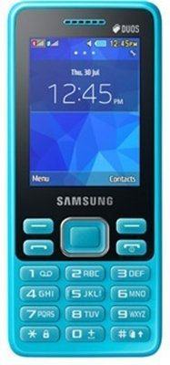 Samsung Metro 350 (Blue-Black)  available at amazon for Rs.2940