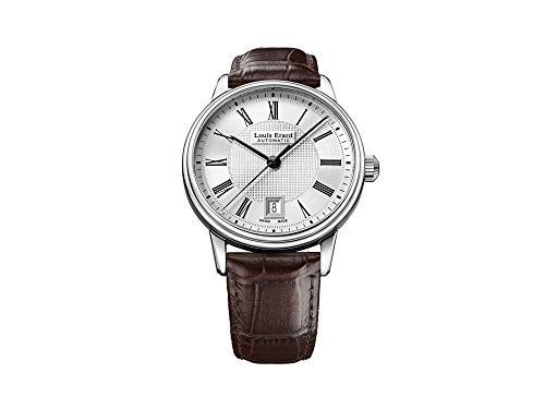 Louis Erard   Watch Analogue Display and  Strap 69266AA21_ESFERA-40 MM