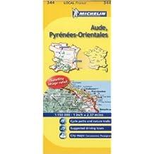 Michelin Aude, Pyrenees-Orientales: Local France (Anglais) de Michelin (Autre contribuant) ( 1 mars 2008 )