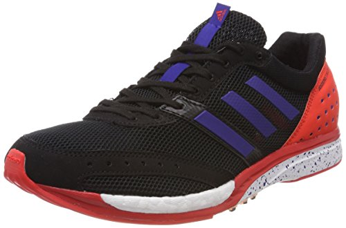 best sneakers a7b38 3779b Adidas Adizero Takumi Ren M, Chaussures de Fitness Homme, Noir  (NegbasPurrea