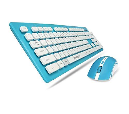 ZY Zerodate X1600 Drahtlose Tastatur-Set Schokolade Tastatur Aufhängung Schlüssel Kappe Ultradünne Maus Energie Sparen - Stilvolle Drahtlose Tastatur