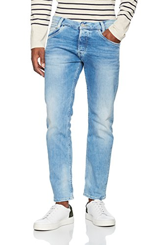 Pepe Jeans Spike, Vaqueros para Hombre, Azul (11Oz Vintage 8 Dip S55), 30W / 32L