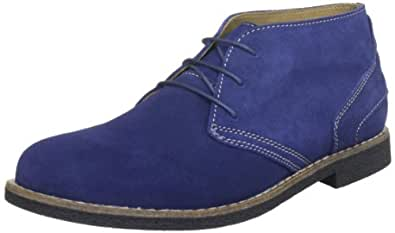 Chatham Orwell Men's Desert Boots - Indigo, 8 UK