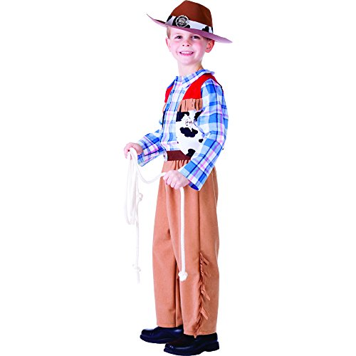 Dress Up America Junior CowJunge Kostüm