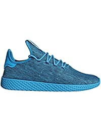 low priced 29f18 8d775 adidas Originals PW Tennis Hu Shoe Men s Casual 8.5 Bold Aqua