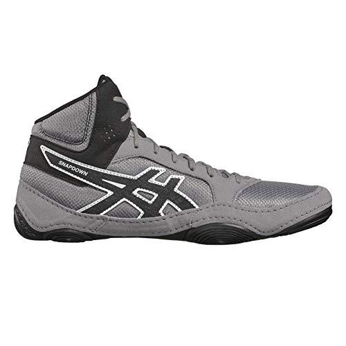 Asics Wrestling Ringer Schuhe Asics Snapdown 2 J703Y 9090, Farbe: schwarz-carbon (37)