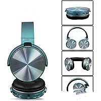 XPFFXX Auricular Bluetooth Ordenador Juego Móvil Auriculares Inalámbricos Reducción De Ruido Tarjeta Plegable con ...