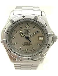 Reloj Tag Heuer 2000962.213al cuarzo (batería) acero quandrante gris correa acero