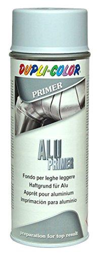 Aluminium Grau Spraydose Haftgrund Grundierung Farbe Lackspray Rostschutz 400ml