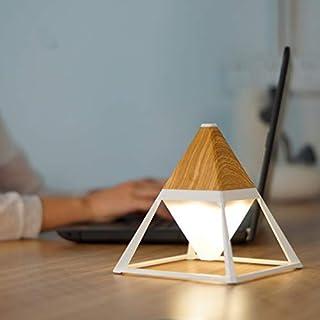 Dfttg Mini dimmbare LED-Berührungsschalter Augenschutz USB-Tischlampe Nachttischlampe Nachtlicht wasserdicht dekorative Kunst Tischlampe (Asaki)
