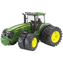 Bruder 03052 - Tractor John Deere 7930 con ruedas dobles