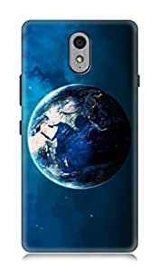 Lenovo Vibe P1M 3Dimensional High Quality Designer Back Cover by 7C