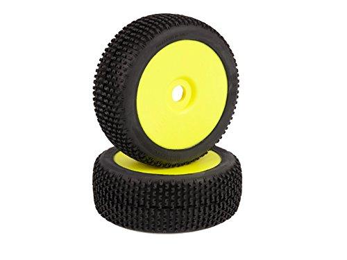 GRP 1:8 Buggy RC Reifen Komplettrad Easy Soft # gelb