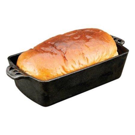 Camp Chef Cast Iron Bread Pan Brotbackform Kastenform Grill Gartengrill Camp Chef Cast Iron Bread Pan