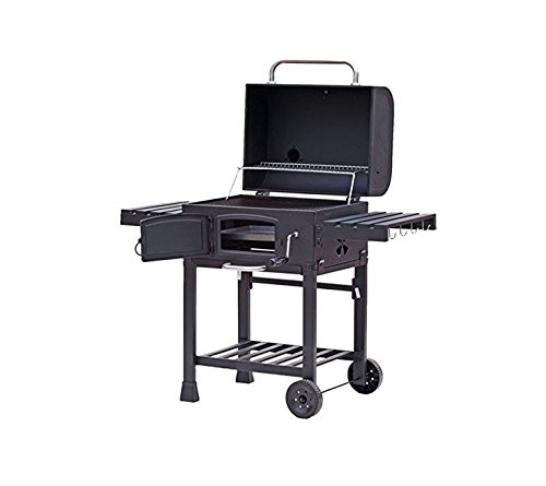 CosmoGrillTM Outdoor Smoker Barbecue Charcoal Portable BBQ Grill Garden