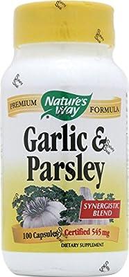 Nature's Way Garlic-Parsley 100 caps from Nature's Way