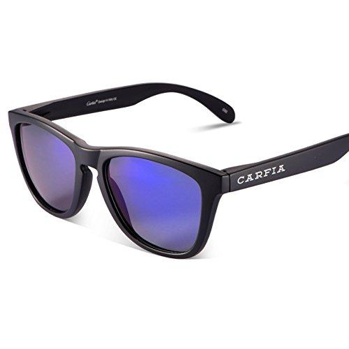Carfia Gafas de Sol Unisex Polarizadas