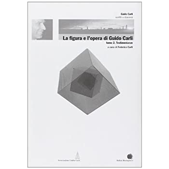 La Figura E L'opera Di Guido Carli: 6\2