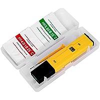 Deanyi Digital portátil indicación del pH del probador de la Piscina del Acuario SPA Agua Monitor de Calidad