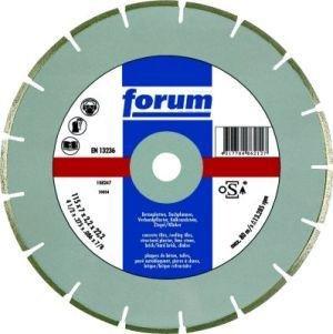 FORUM 4234203053 - DISCO DE CORTE DE DIAMANTE LASER 125X22 2X2 2MM