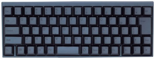 PFU Happy Hacking Keyboard Professional JP Japanisch Sumi Array USB-Tastatur Kapazit?t ber?hrungs N Key-Rollover Schwarz PD-KB420B (Japan-Import)