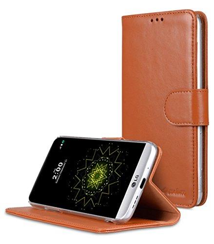 Melkco Premium Leather Case für Apple iPhone 6 11,3 cm (4,7 Zoll) Wallet Buch Typ schwarz Traditionelle Vintage Braun
