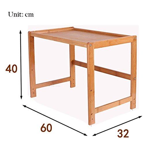 ZHIRONG Storage Rack Office Multifunktions kann Drucker Kopierer Regal verschieben ( größe : 60*40*32cm ) - Multifunktions Office-kopierer