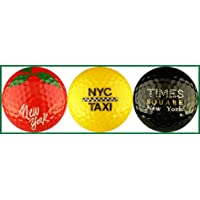 Nueva York color mix pelotas de golf