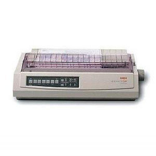 56dd3d0e0ad80 MICROLINE 420n Dot Matrix Printer (Open Box) by Okidata