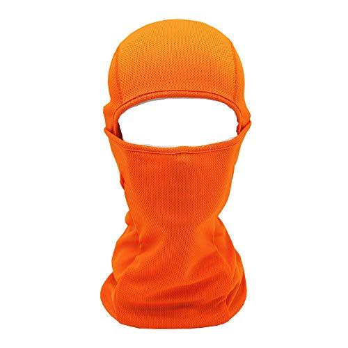 Tensay Taktische Motorrad Fahrradhelm Jagd Outdoor Ski Vollmaske Atmungsaktive Kopfbedeckung Sonnenschutzmaske