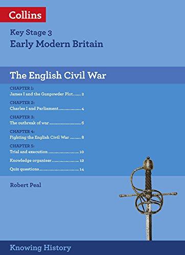 KS3 History The English Civil War (Knowing History)