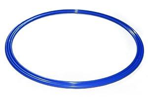 agility sport pour chiens - cerceau Ø 70 cm, bleu - 1x R70b