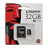 Kingston carte mémoire microsd sdhc 32 go ( classe 4 ) d'origine pour Huawei Ascend p8 lite