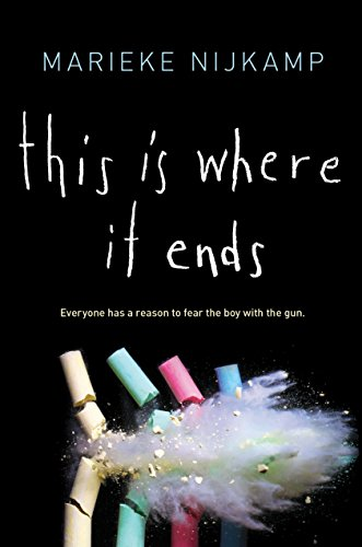 Buchseite und Rezensionen zu 'This Is Where It Ends - IE: International Edition' von Marieke Nijkamp