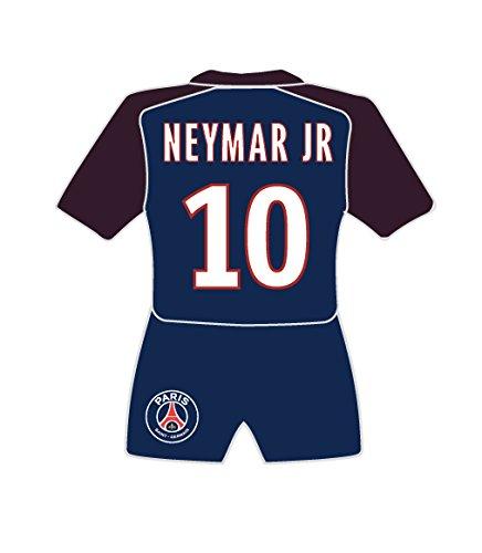 GSP PSG–Neymar Jr. Magnet bajo Blister Paris SG Mixta niño, Negro