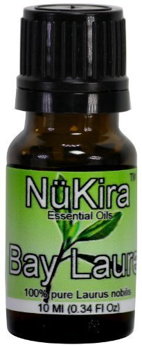 NuKira Bay Laurel Pure Essential Oil, 0.34