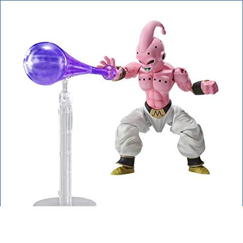 XINKONG Juguete Estatua Dragon Ball Juguete Saiyan Estatua Diablo Buu Animación Alrededor de 12.5 CM