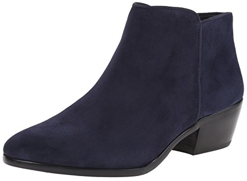 (Sam Edelman Petty, Women's Ankle Boots, Blue (Inky Navy Kid Suede), 5 B(M) US)