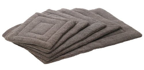 House of Paws Hundematte aus Berber-Fleece Größe M 68 x 47 cm -