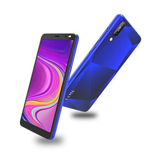 I Kall K9 Smartphone (6 Inch Display, 2GB Ram, 16GB Internal Storage, Dual Sim 4G Volte)
