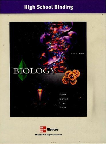 Biology (High School Binding) by Peter H. Raven (2008-01-01)