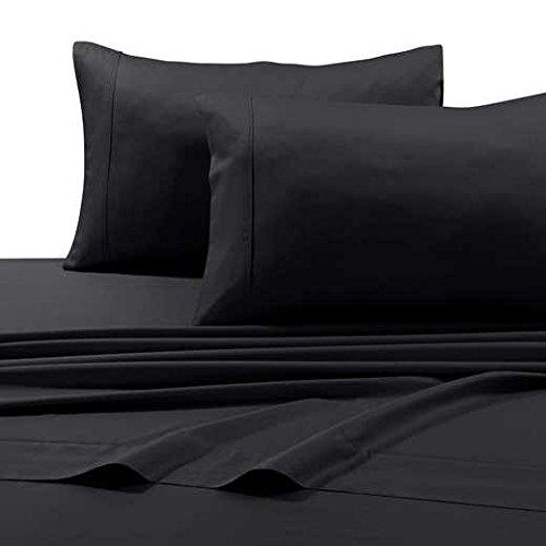 Fine Thread Inc New Luxurious Platinum 1000 Series Bettwäsche Hotel-Qualität Bettlaken 4-teilig 100% Bio-ägyptische Baumwolle Queen Elefant Grau massiv -