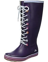 Viking Retro Sprinkle 1-33100-6 - Botas de agua de caucho para mujer