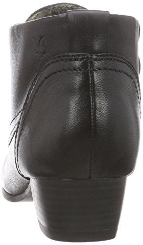 Caprice 25100 Damen Kurzschaft Stiefel Schwarz (Black 001)