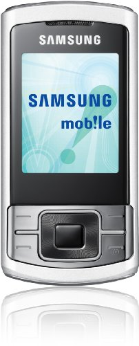 Samsung C3050 Handy (VGA-Kamera, MP3-Player, WAP, Quad Band) snow-white Quad-band-bluetooth Mp3