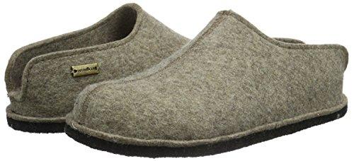 Pantofole Haflinger Unisex Adulto Smily Pantofole Marrone (torba 550)