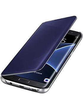 Samsung Galaxy S6 Edge Custodia, Qissy® Nuovo Paraurti Antiurto Antigraffio Smart Cover Per Galaxy S7 Edge Cover...